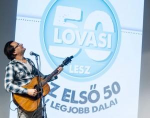 Lovasi András, Lovasi 50