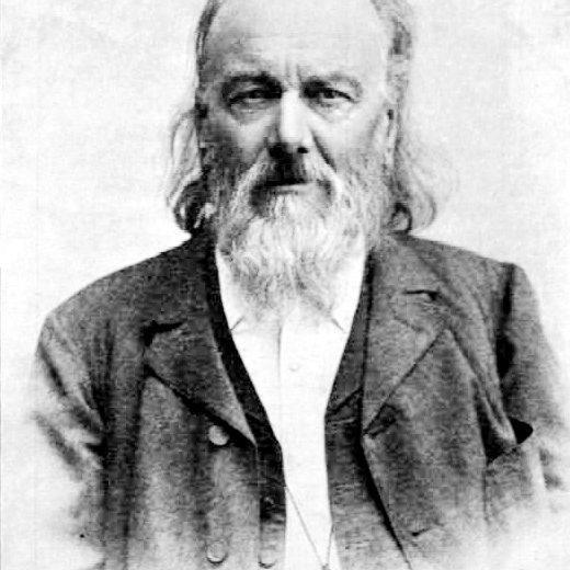 Zsolnay Vilmos portré